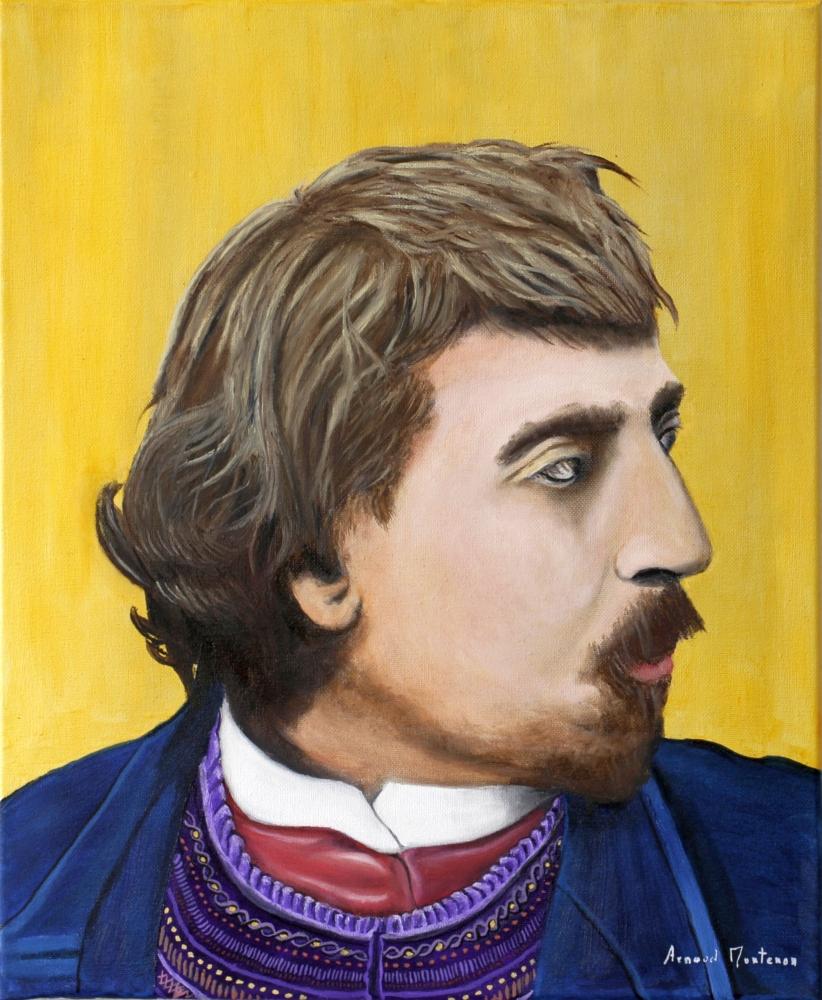 Paul Gauguin by arnaud-montenon